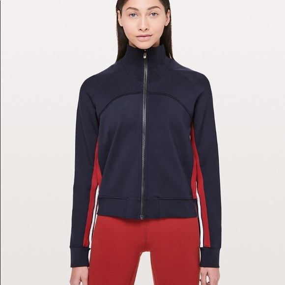 Cover Your Tracks Zip Up